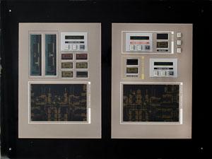 Star Trek: STE Enterprise Control Console Panel