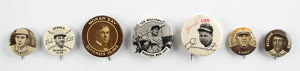 Baseball Players Group of (7) Pins