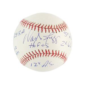 Wade Boggs Signed Baseball