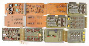 Early Computer Boards Group of (44)