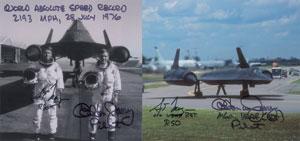 SR-71 Blackbird: Joersz and Morgan