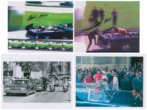 Kennedy Assassination: Clint Hill