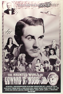Ed Wood Cast Member