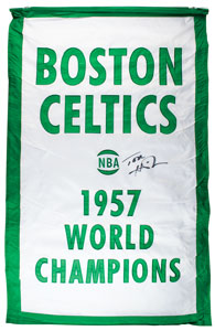 Boston Celtics: Tommy Heinsohn