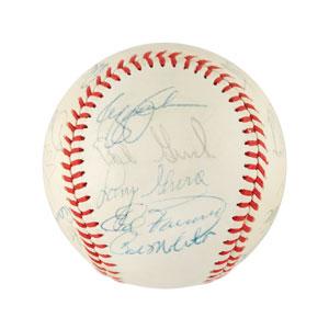 Baseball: 1980 All-Stars