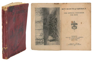 Boy Scouts of America: 1911 Handbook