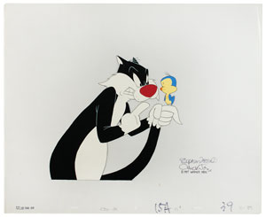 Chuck Jones and Stephen Fossati