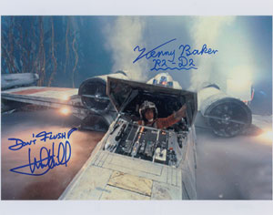 Star Wars: Hamill and Baker
