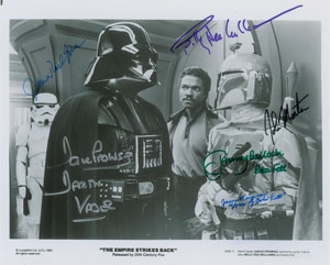 Star Wars: Prowse, Bulloch, Williams, and More