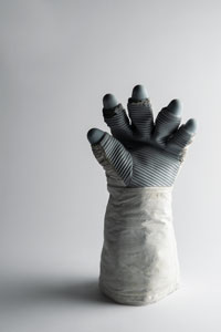 Space Shuttle 4000 Series EMU Glove TMG