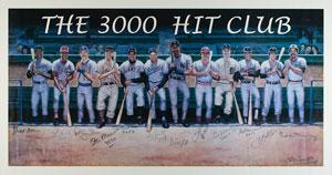 Baseball: 3000 Hit Club