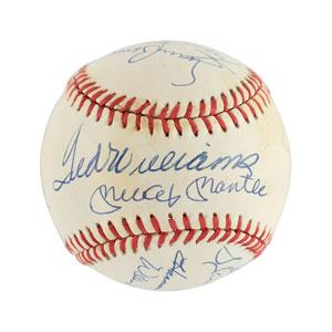 Baseball: 500 Home Run Club