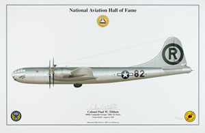 Enola Gay: Paul Tibbets