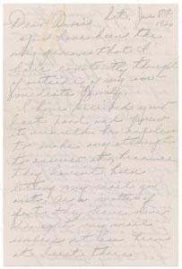 Jack Ruby Autograph Letter Signed