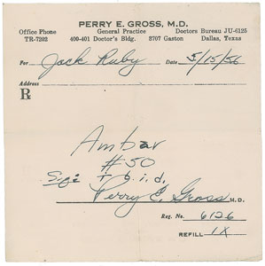 Jack Ruby Diet Pills Prescription