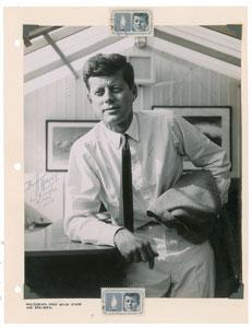 John F. Kennedy Photograph