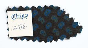 John F. Kennedy Fabric Swatch