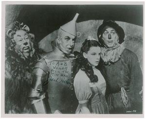 Wizard of Oz: Jack Haley
