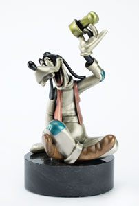 Goofy limited edition statue