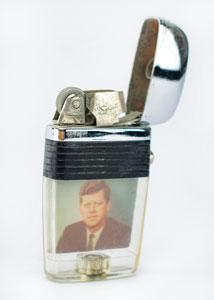 John F. Kennedy Souvenir Lighter
