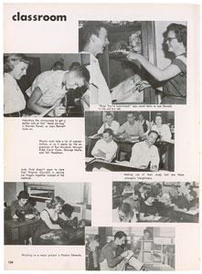 Lee Harvey Oswald High School Yearbook