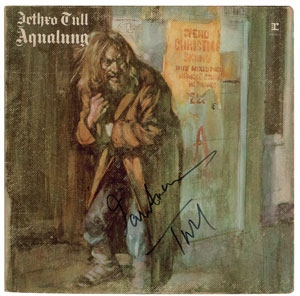Jethro Tull: Anderson, Ian
