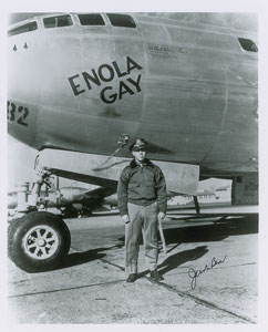 Enola Gay: Beser and Jeppson