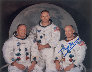 Apollo 11: Aldrin and Collins