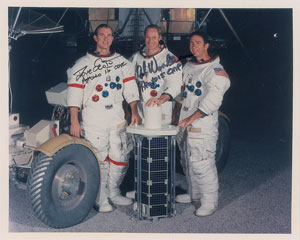 Apollo 15: Scott and Worden