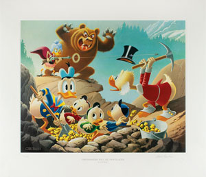 Carl Barks: Trespassers Will Be Ventilated