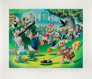 Carl Barks: Holiday in Duckburg