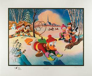 Carl Barks: Snow Fun