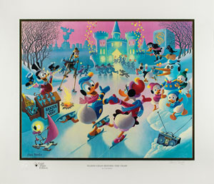 Carl Barks: Mardi Gras Before the Thaw