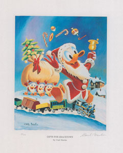 Carl Barks: Gifts for Shacktown