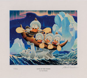 Carl Barks: Luck of the North