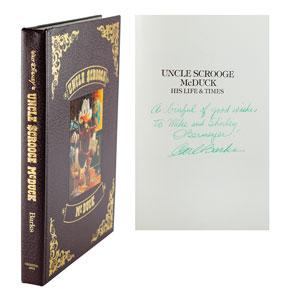 Carl Barks: Uncle Scrooge McDuck