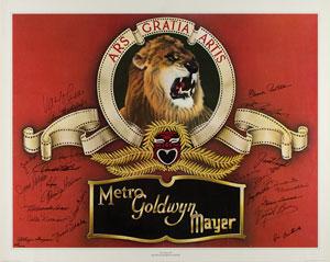 Stars of MGM