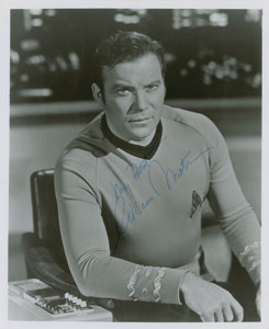 Star Trek: William Shatner