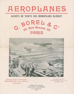 French Aeroplanes Catalog