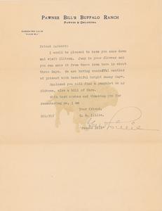 Gordon W. 'Pawnee Bill' Lillie
