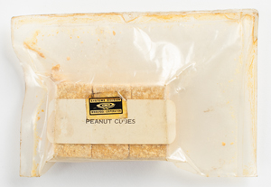 Apollo-Era Peanut Cubes