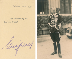 Crown Prince Wilhelm