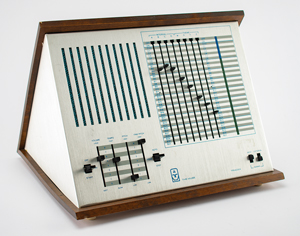 1972 Triadex Muse-1 Analog Synthesizer Sequencer