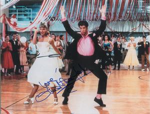 Grease: Travolta and Newton-John