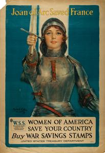 World War I: Joan of Arc