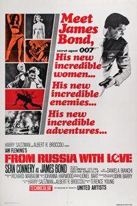 James Bond: From Russia with Love
