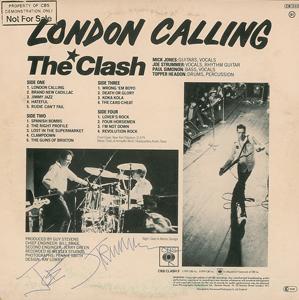 The Clash: Joe Strummer