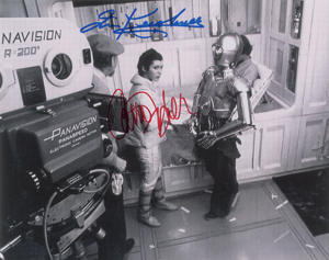 Star Wars: Fisher and Kershner