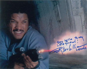 Star Wars: Billy Dee Williams