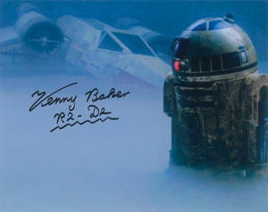 Star Wars: Kenny Baker